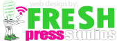 Tampa Web Design | Tampa Graphic Design | Fresh Press Studios